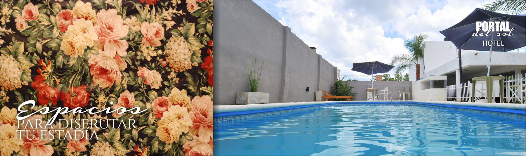 Hotel nuevo portal del sol en el centro de villa carlos for Hotel portal del sol
